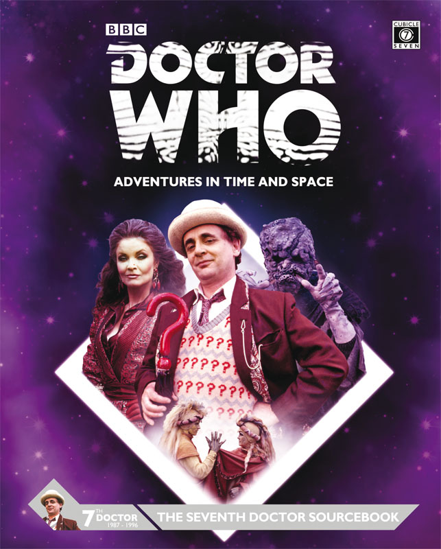 The Seventh Doctor Sourcebook from RPGNow