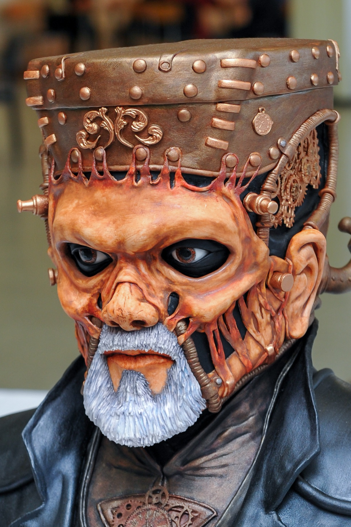 Steampunk Frankenstein Monster 4