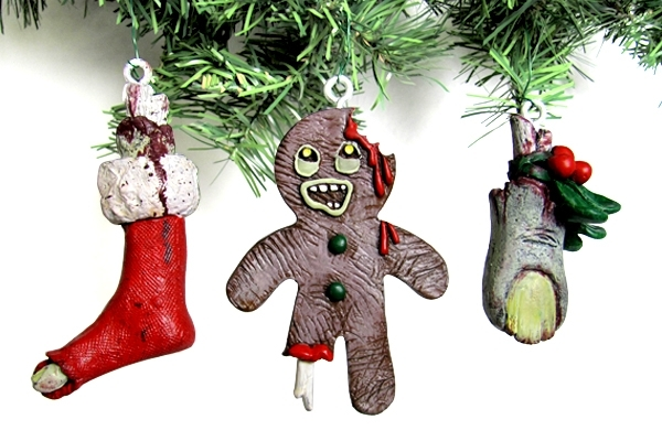 Christmas Zombie Wallpaper.It S Beginning To Look Like Zombie Christmas