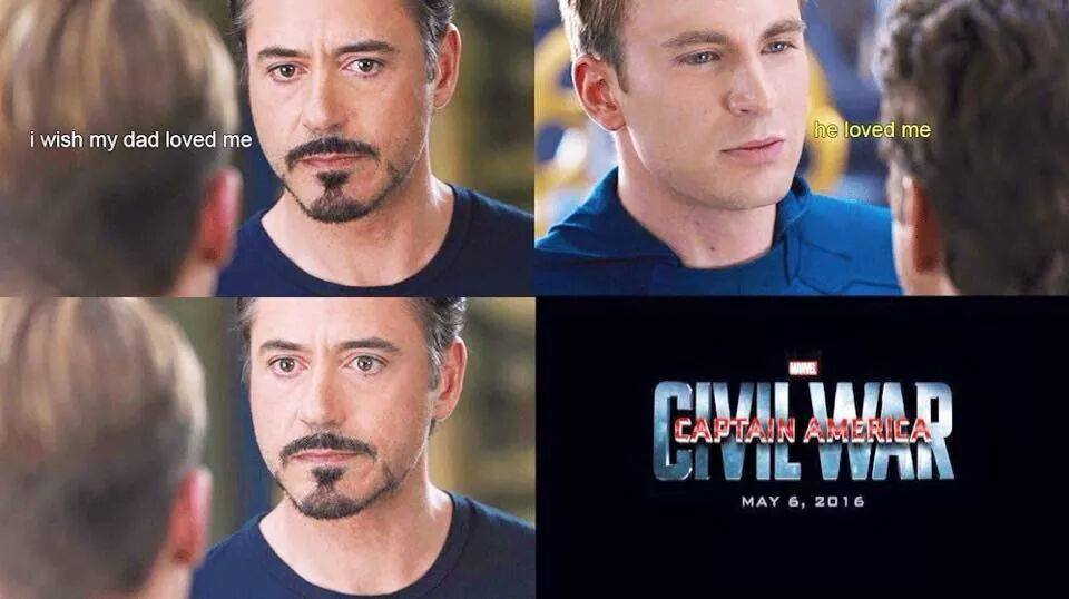 Civil War Funny Meme : 8 of the best: marvel civil war breaking out across the web