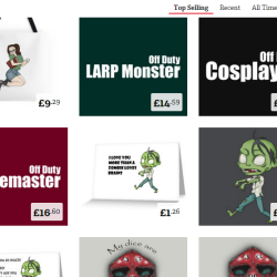 Gifts for geeks: Geek Native launches a shop