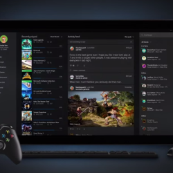 Streaming Xbox content to Windows 10 looks neat