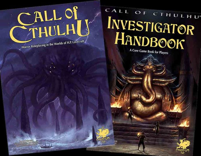 Call Of Cthulhu 7th Pdf