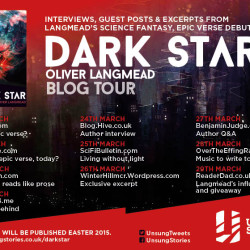 The creator of Dark Star: An interview with Oliver Langmead