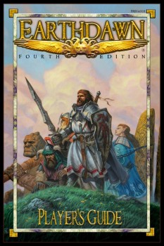 Earthdawn 4th Edition Player's Guide