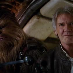 Star Wars: The Force Awakens latest trailer