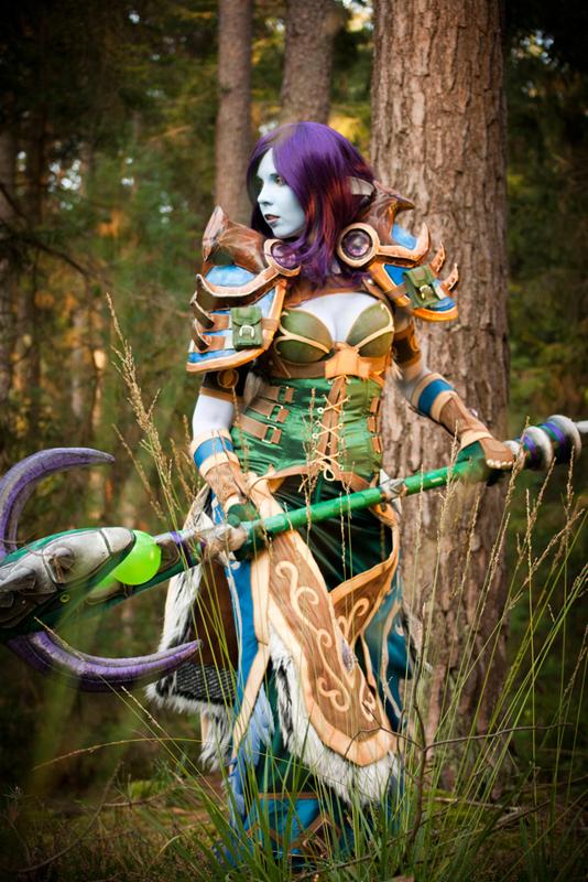 World of Warcraft Druid cosplay