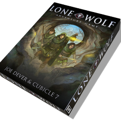 The Old Made New Again: A Review of the Lone Wolf Adventure Game