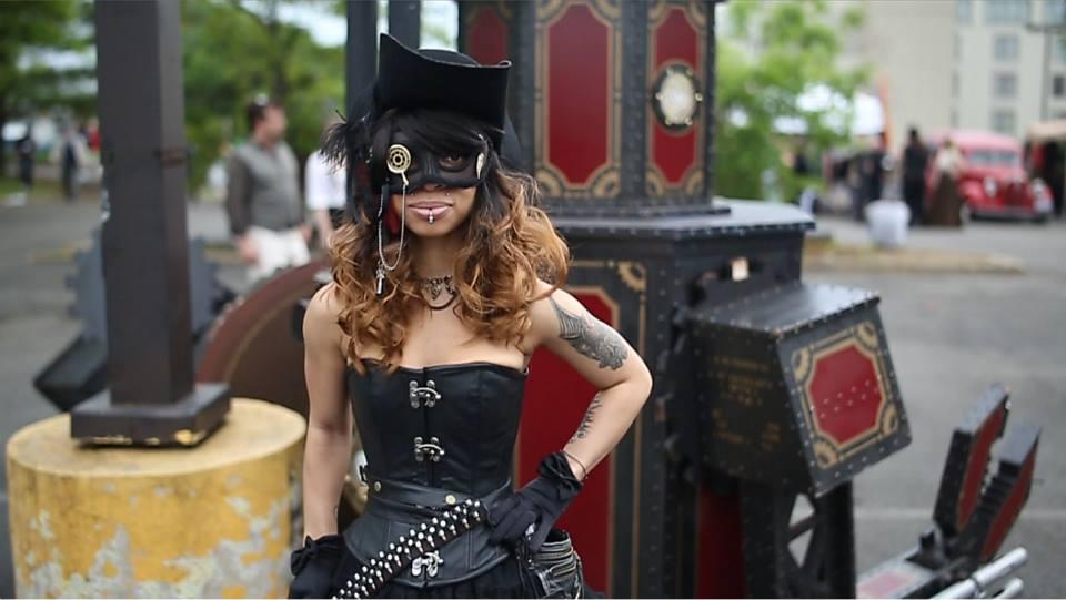 Steampunk World Fair 2