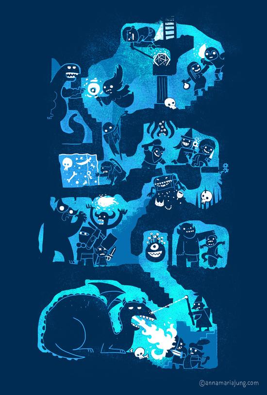 dungeon-crawlers
