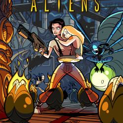 Awesome Alien fan art from Ïve Bastrash