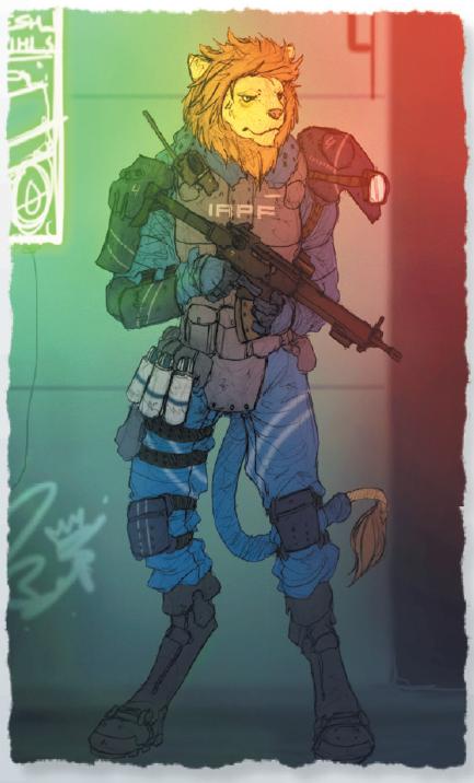 HSD-lion
