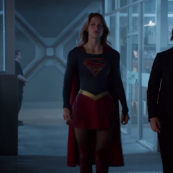 New Supergirl trailer sets out some of the plot