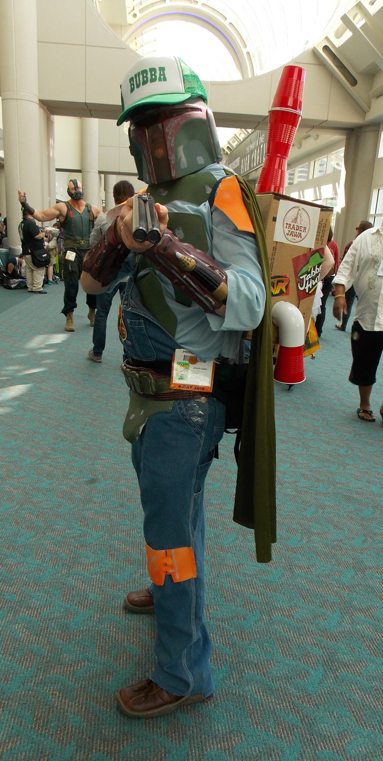 20 best mashup costumes at the 2015 san diego comic con