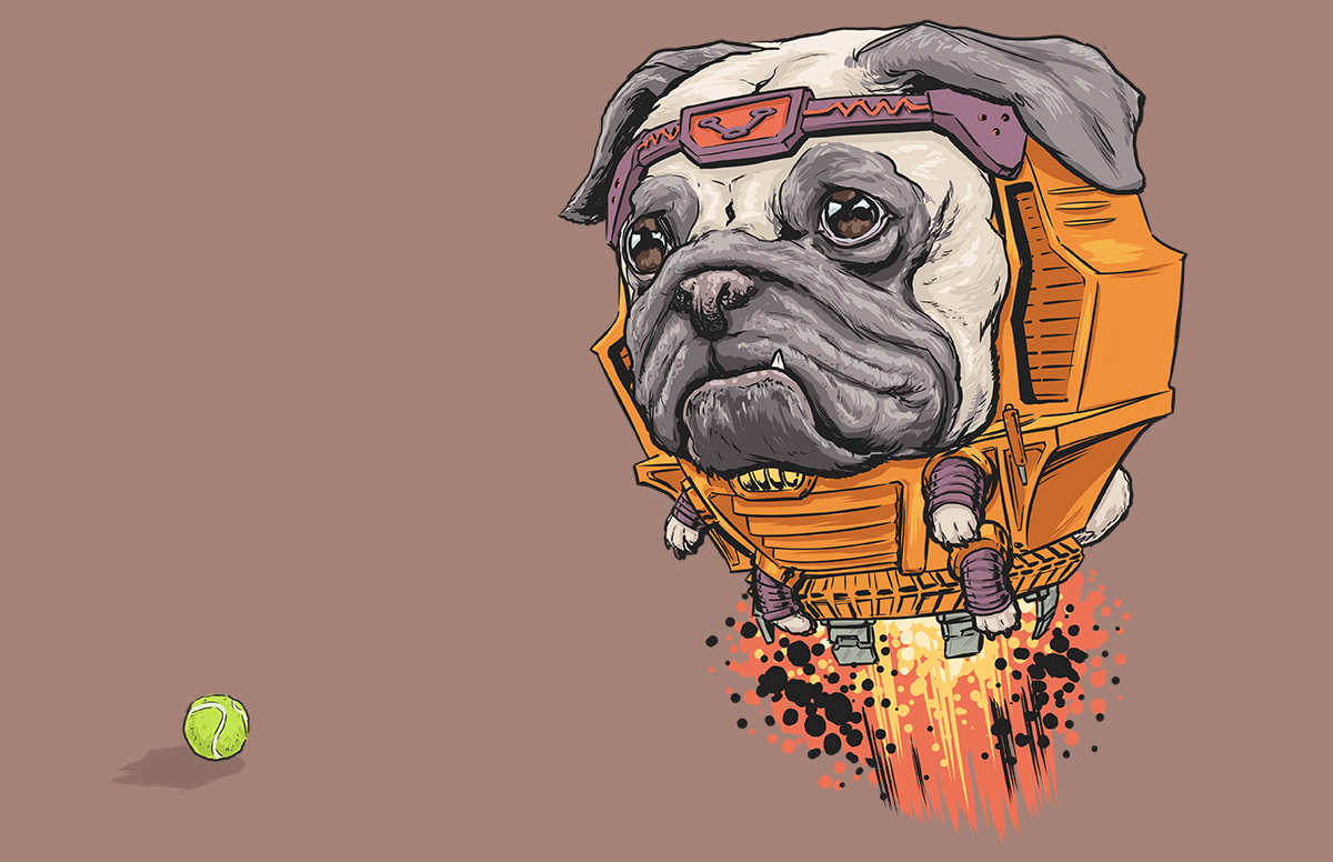Dogs of the Marvel Universe 13