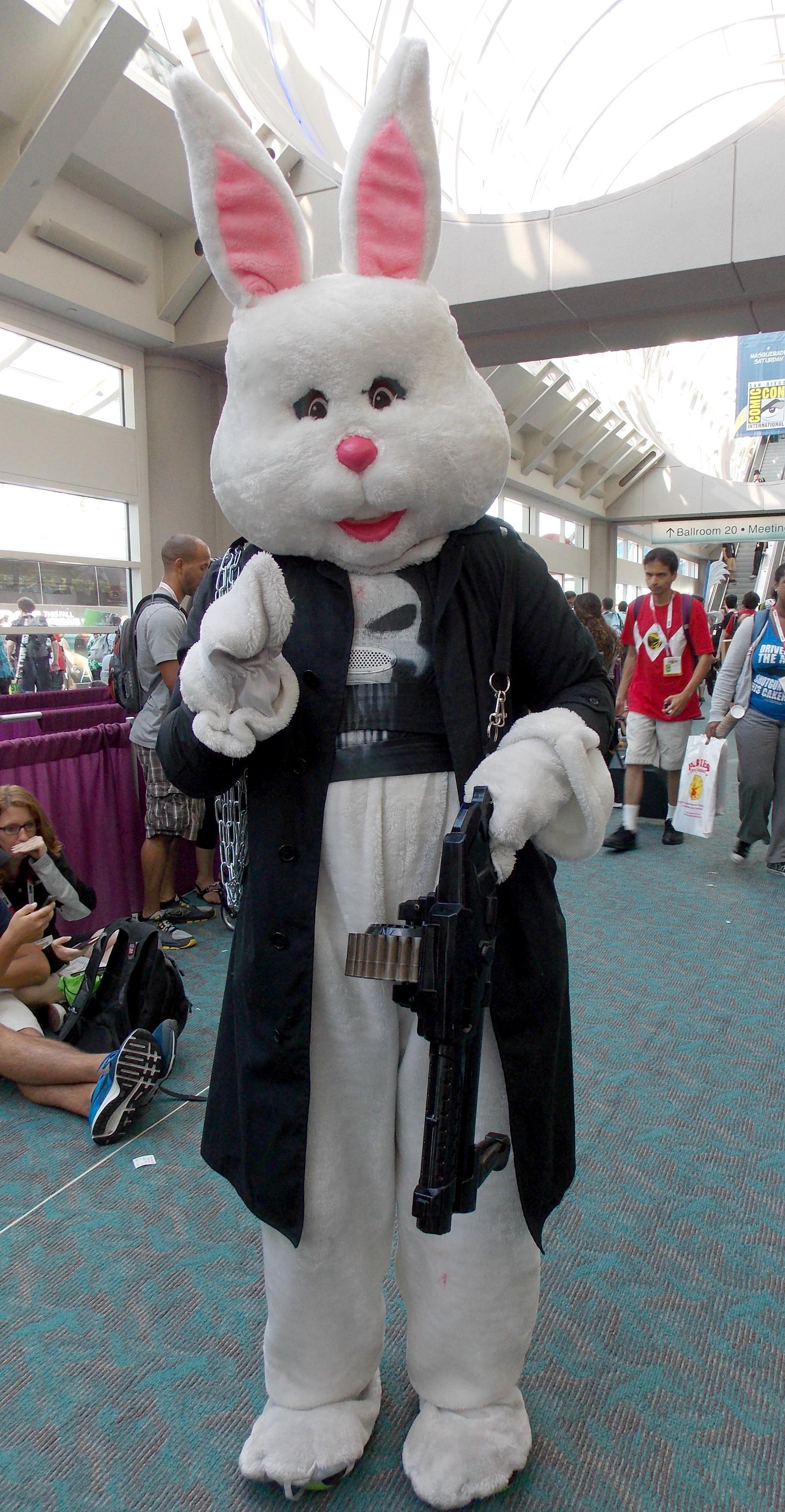 Punisher Bunny