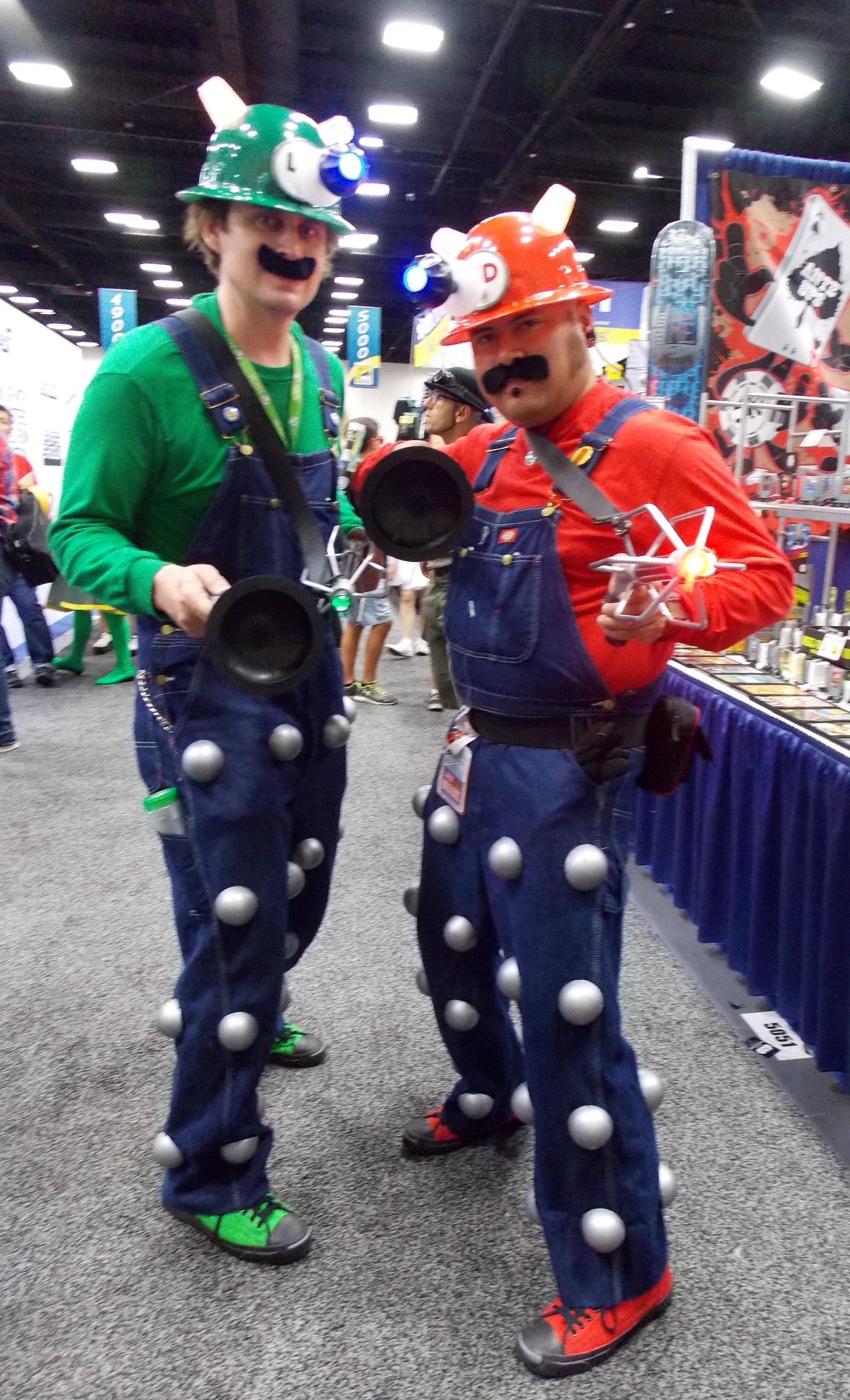 Super Dalek Bros