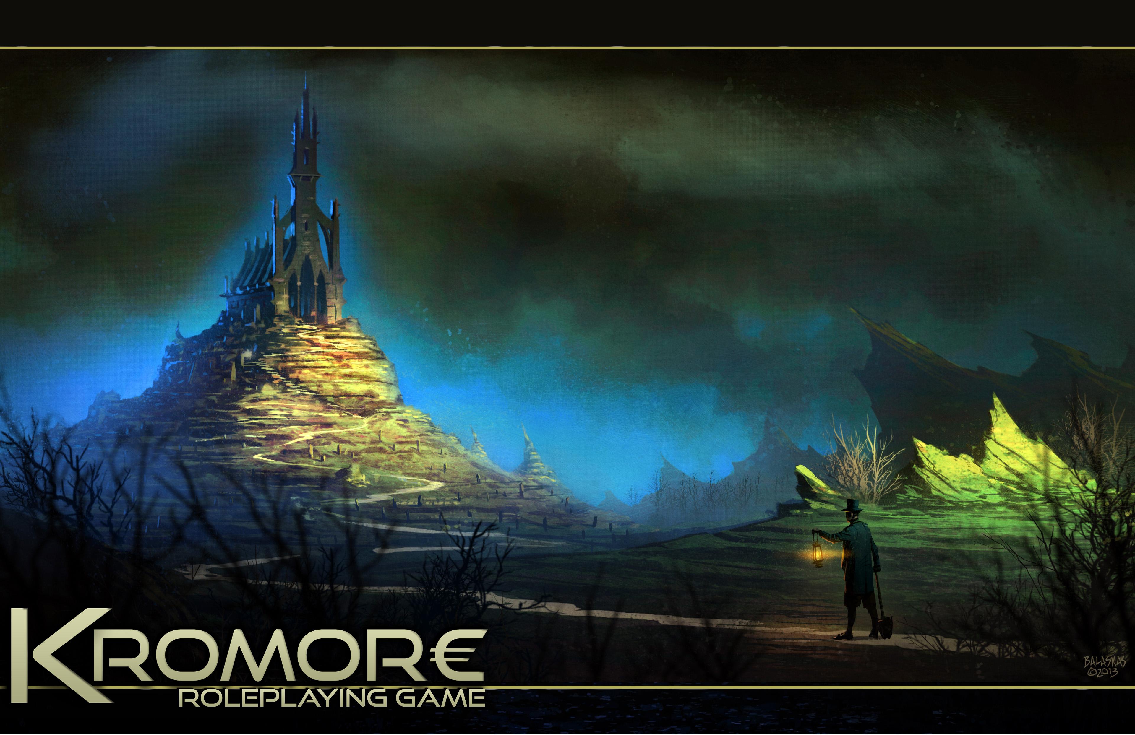 Cursed Abbey Kromore promo