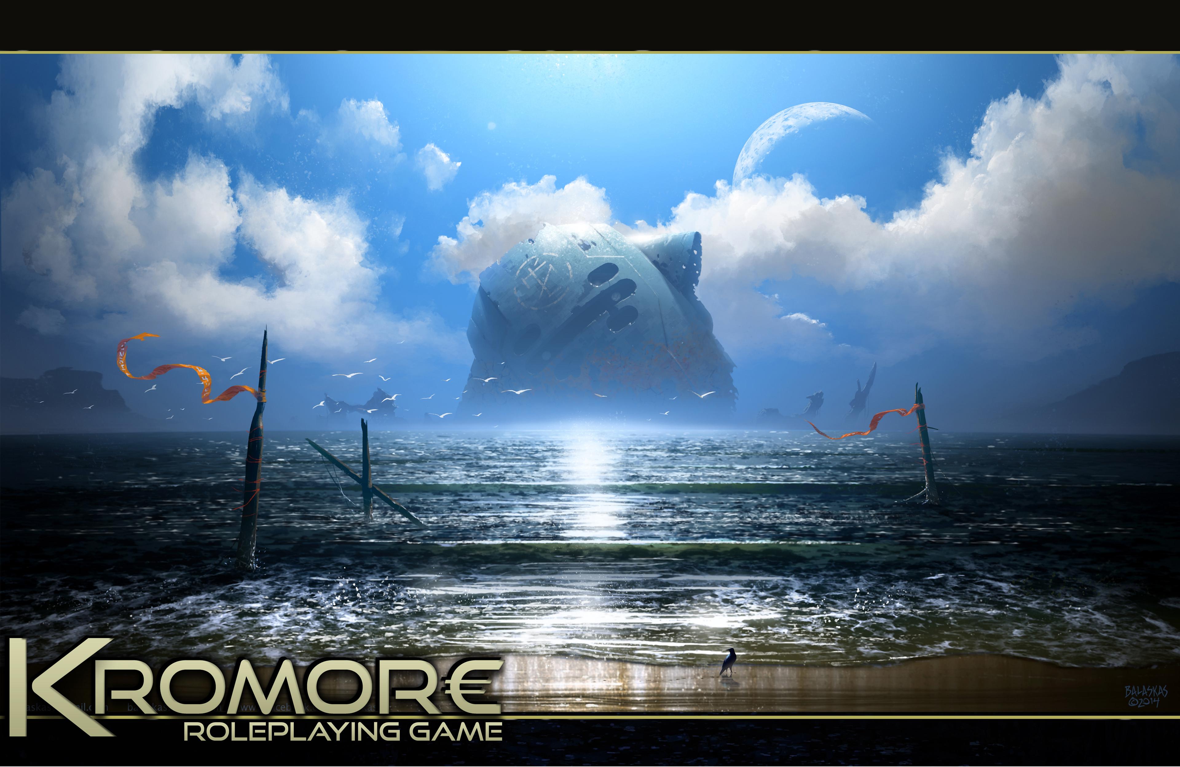 Once A God Kromore promo
