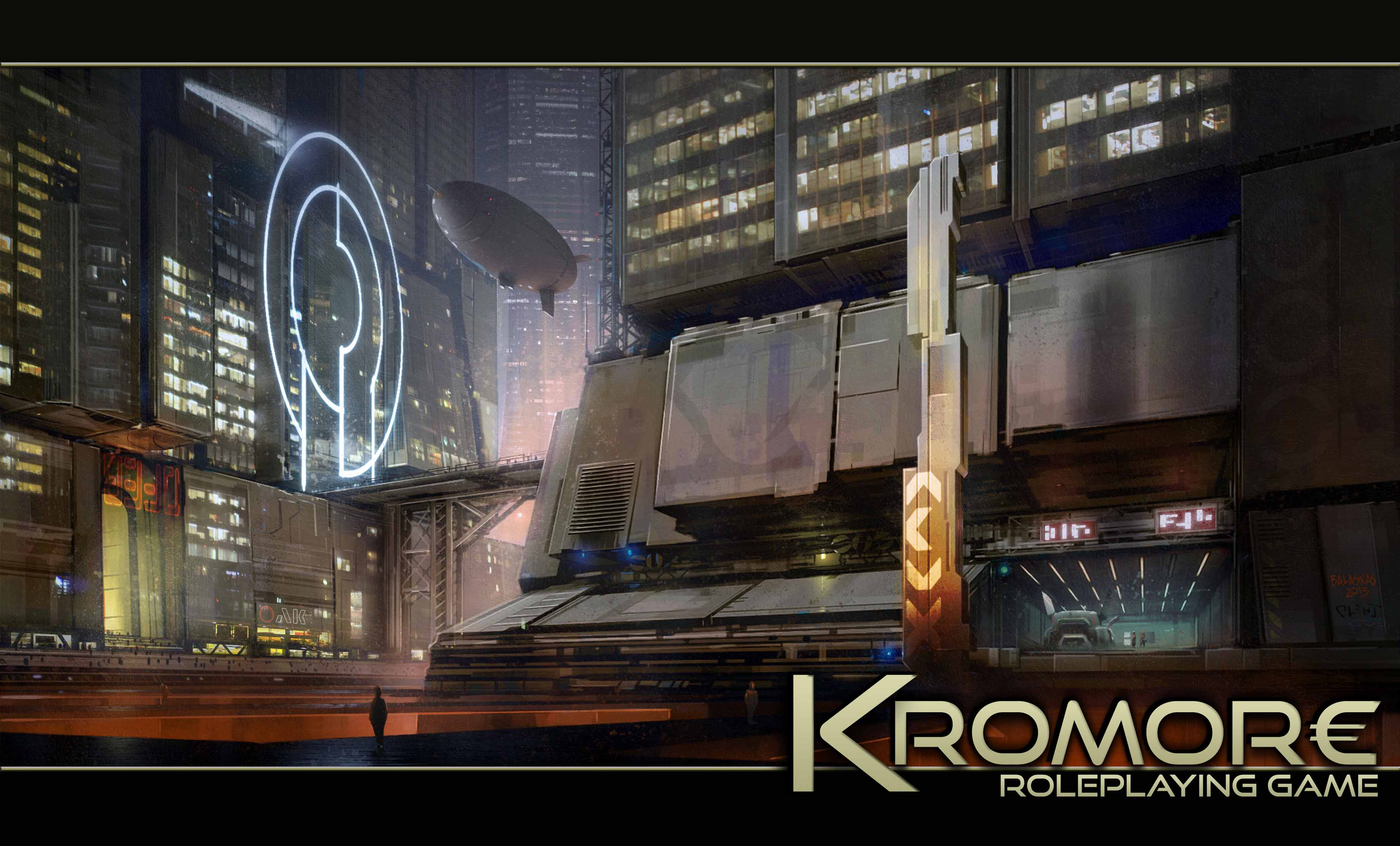 Urbanization Kromore image