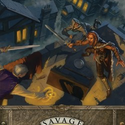 Well Met in Lankhmar: A Review of Lankhmar City of Thieves