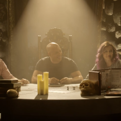 """Vin Diesel in a D&D adventure as """"The Last Witch Hunter"""""""