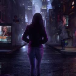 Jessica Jones: An evening stroll in Hell's Kitchen