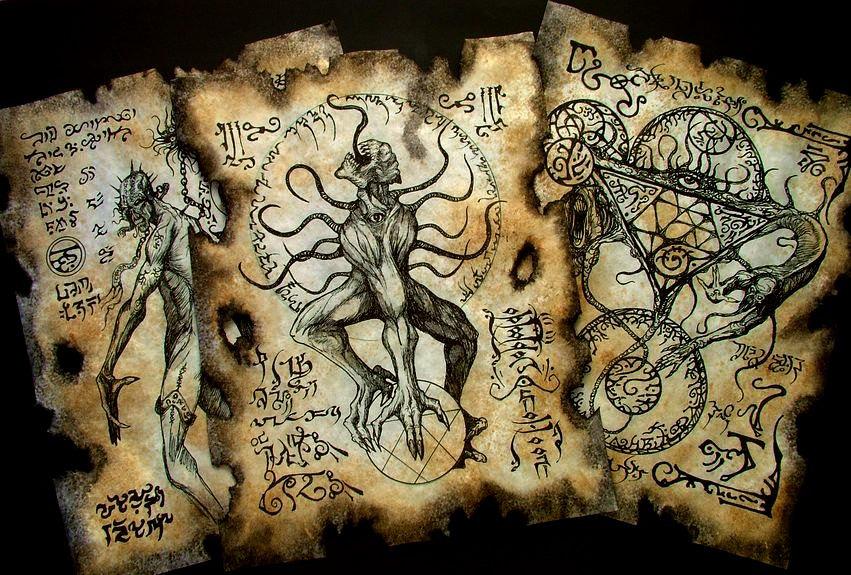 larp-ritual-scrolls
