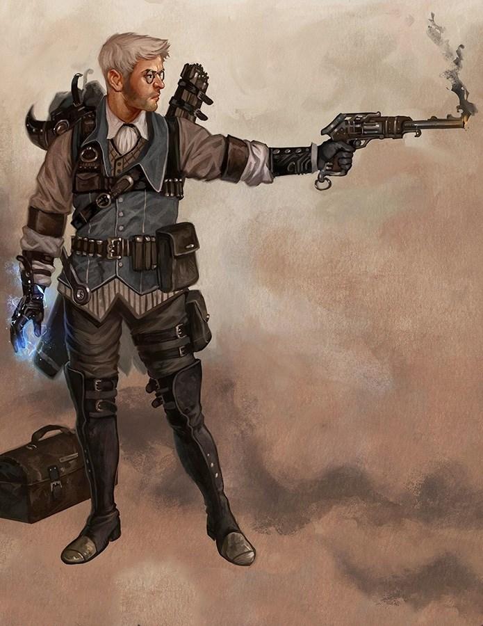 DMs Guild - Gunslinger