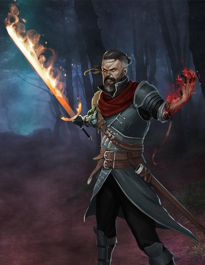 DMs Guild - Blood Hunter