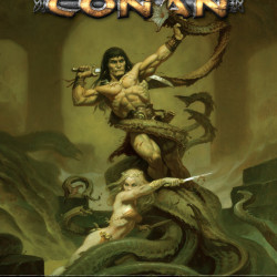Delayed Conan RPG puts Brom back on the front cover
