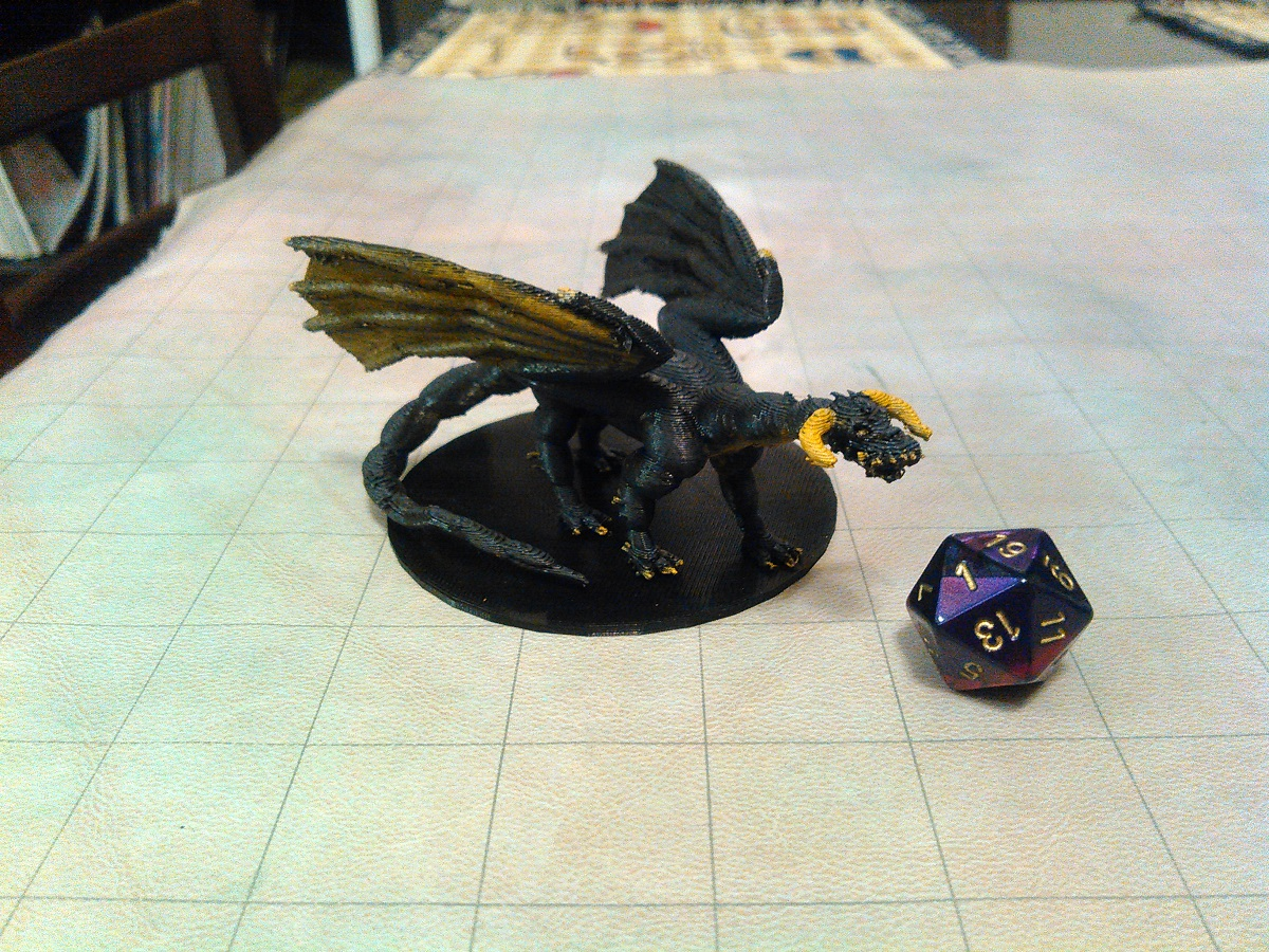 picture regarding Free 3d Printable D&d Miniatures referred to as Totally free toward Obtain: A host of DD monsters and dungeons for 3D