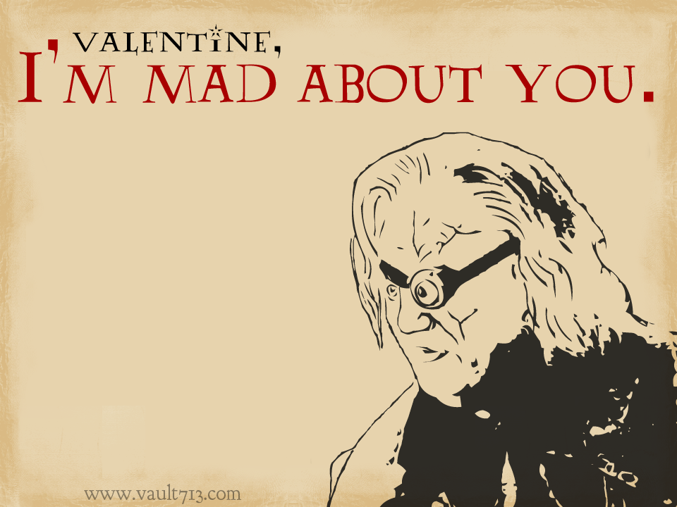 Harry Potter Valentines Day cards 4