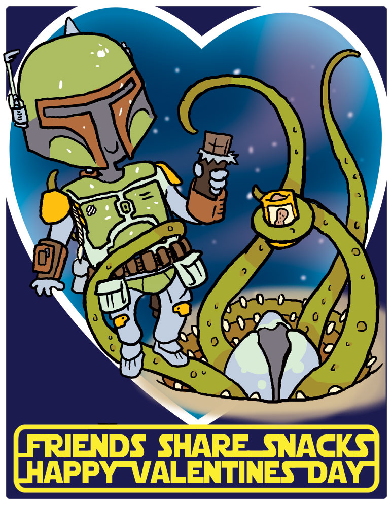 Star Wars Valentine's Day 1