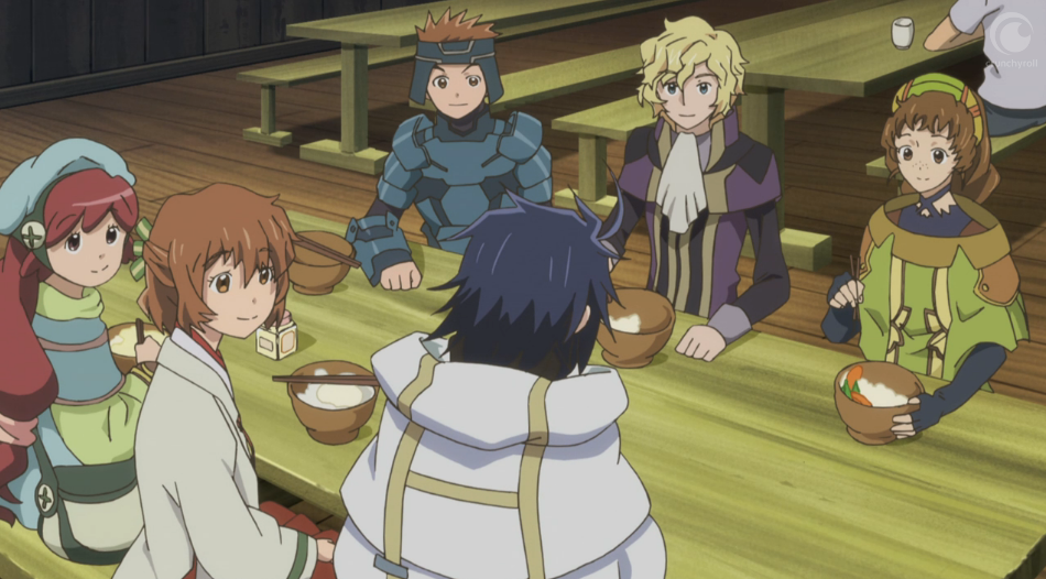 Log Horizon e17
