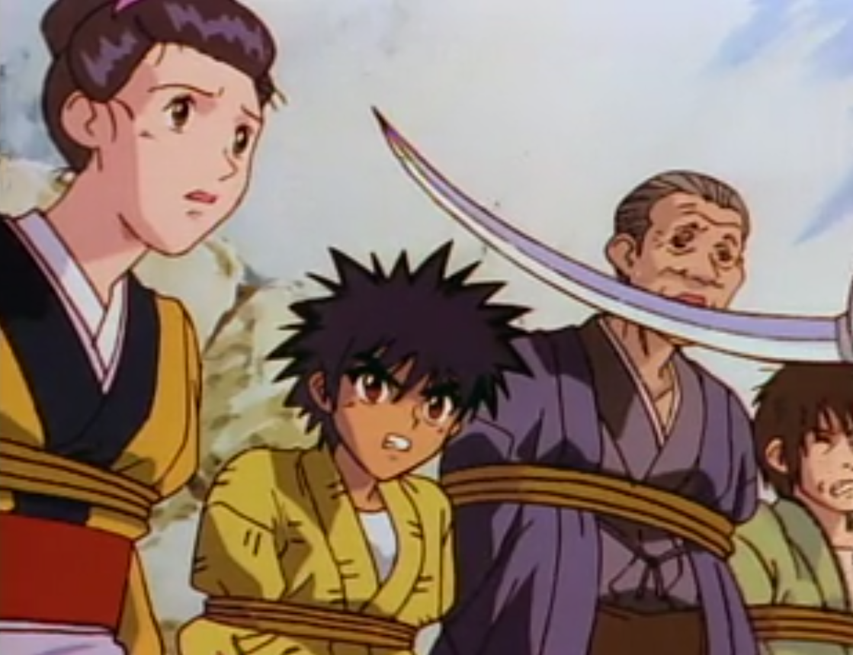 Rurouni Kenshin e3