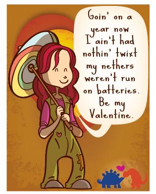 Firefly Valentine's Day 2