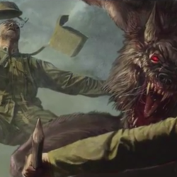 The Weird War I is coming