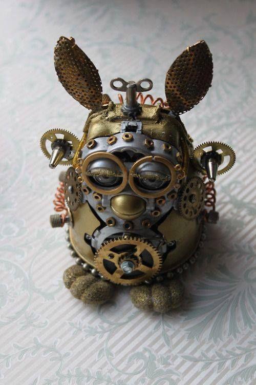 Steampunk Furby