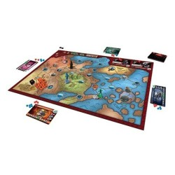 English language Naruto Shippuden board game coming