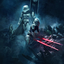 The 501st Legion: Stormtroopers versus Aliens