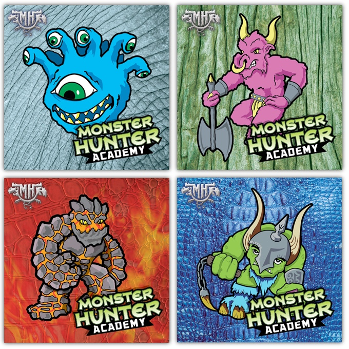 Monster Hunter Academy