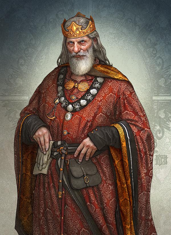 Realms of Mayhem king