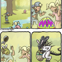 Behold! The Easter Queen