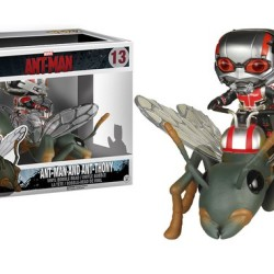 Superhero Day at Zavvi unlocks this amazing Ant-Man Pop