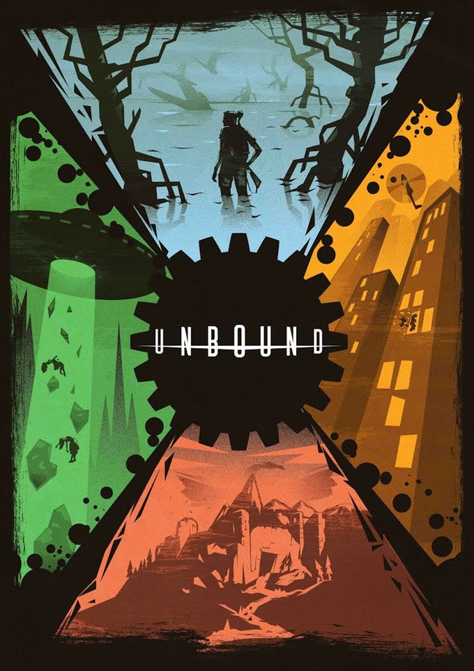 Adrian Stone's Unbound cover