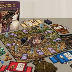 Labyrinth board game on the way
