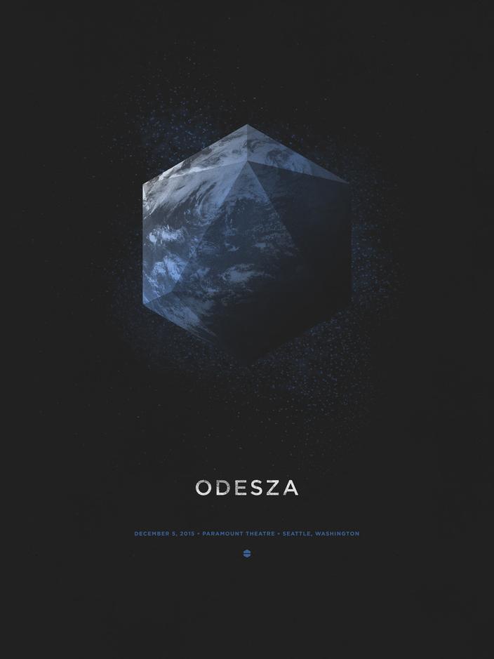 Odesza Blue