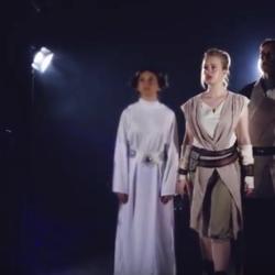 Musical parody: Luke the Son of Anakin