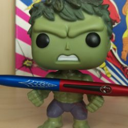 Geek in style: A review of Cross Marvel Tech2 Spider-Man pen